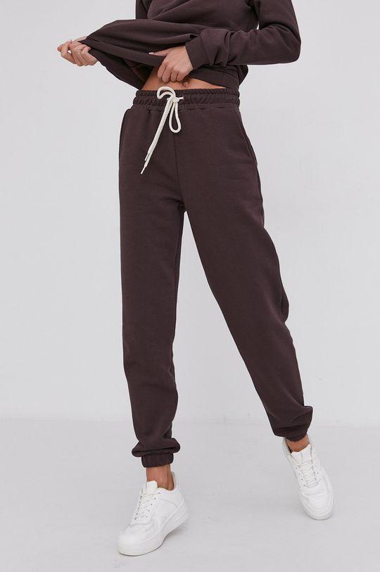 brązowy Answear Lab - Dres