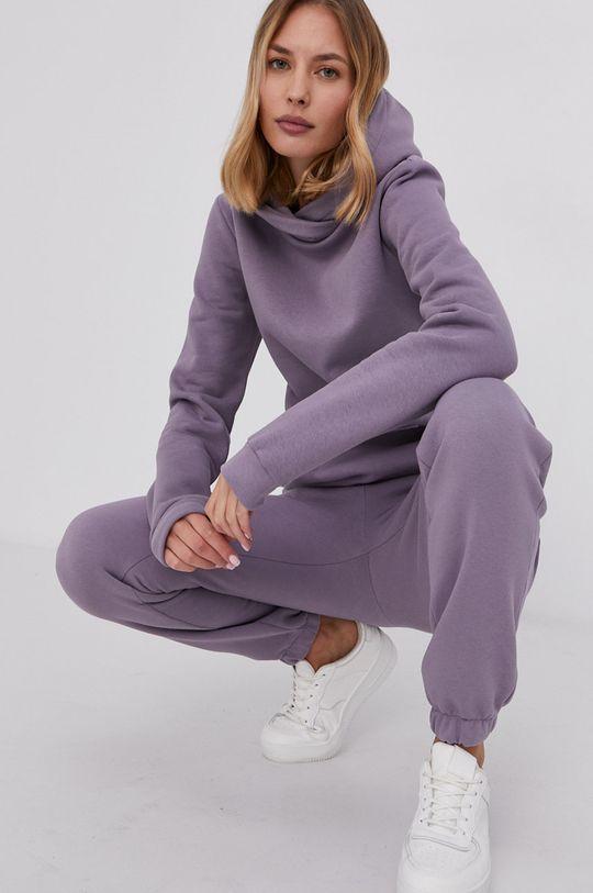 fioletowy Answear Lab - Dres Damski