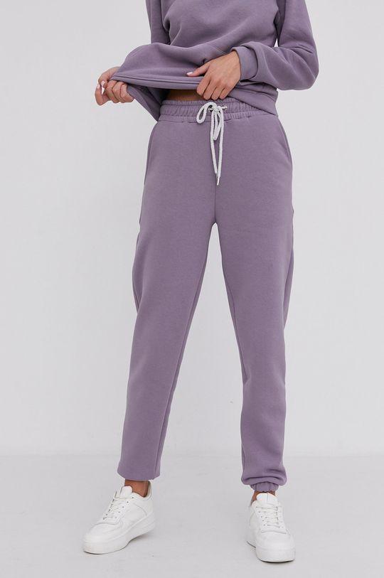 fioletowy Answear Lab - Dres
