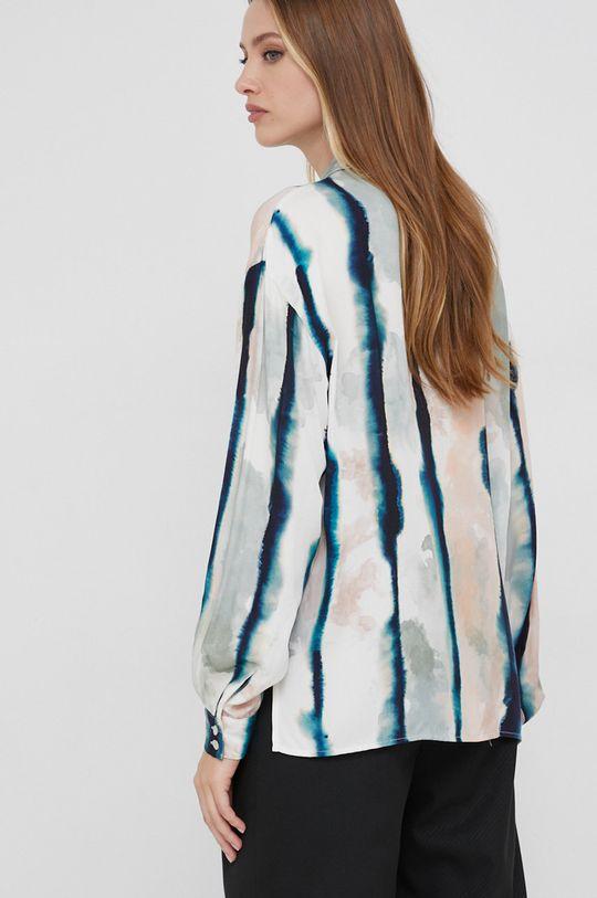 niebieski Answear Lab - Bluzka