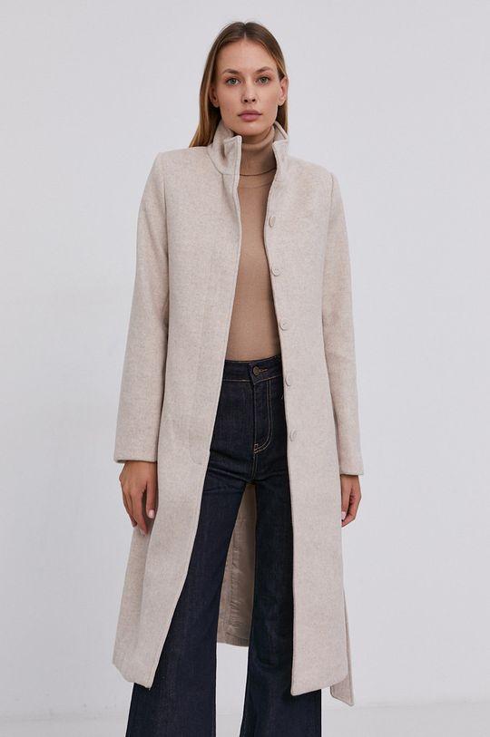 béžová Answear Lab - Kabát