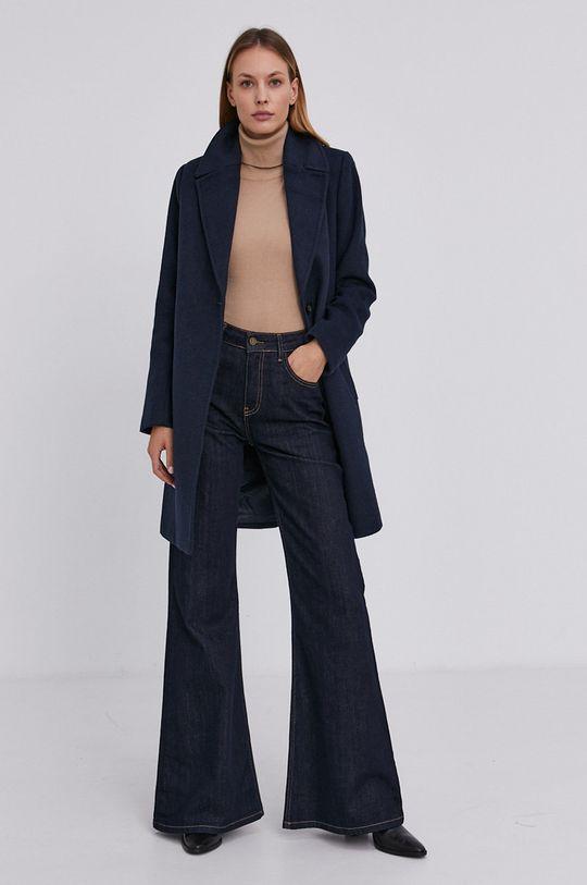Answear Lab - Palton bleumarin