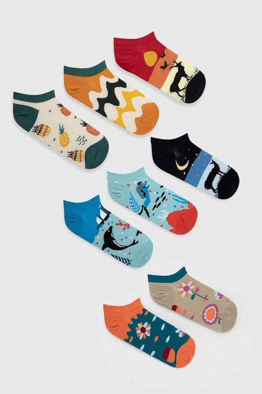 multicolor Answear Lab - Skarpetki (3-pack) Damski