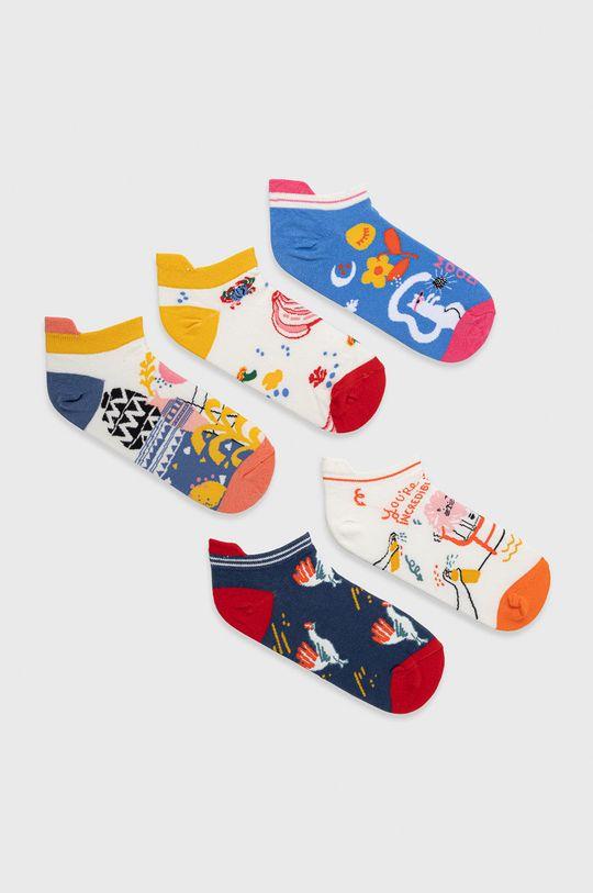 multicolor Answear Lab - Skarpetki (5-pack) Damski