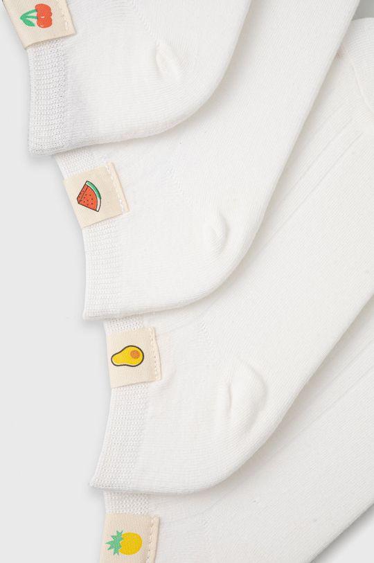 Answear Lab - Skarpetki (3-pack) biały