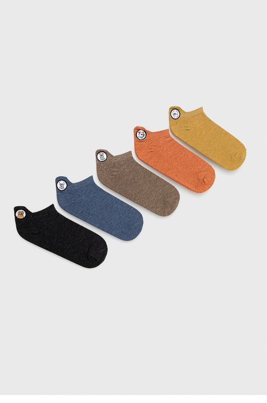 viacfarebná Answear Lab - Ponožky (5-pak) Dámsky