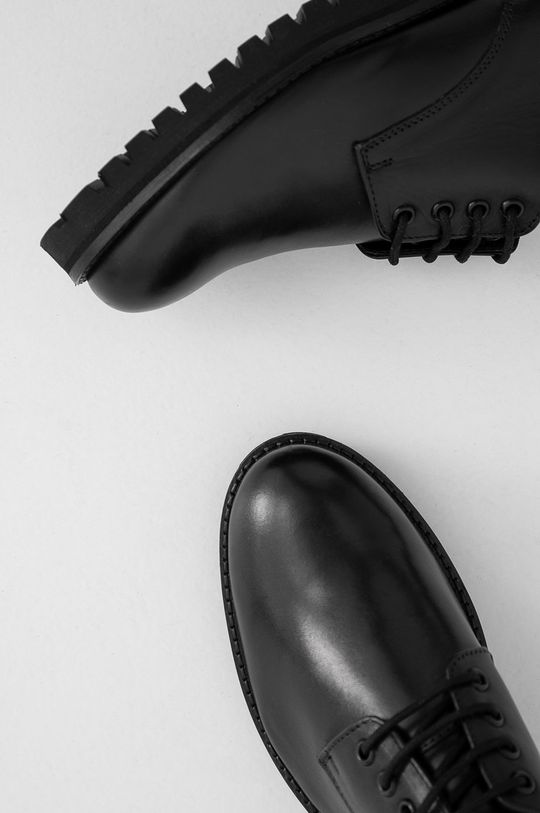 Answear Lab - Pantofi de piele  Gamba: Piele naturala Talpa: Material sintetic