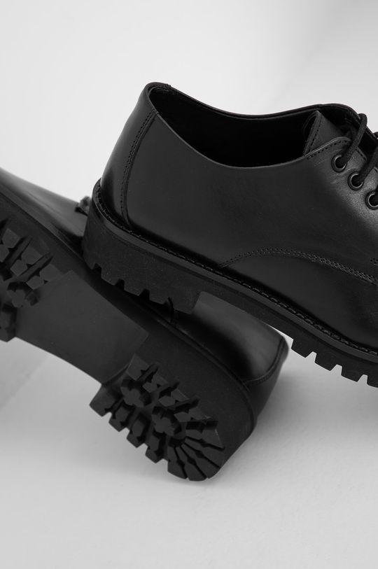 negru Answear Lab - Pantofi de piele