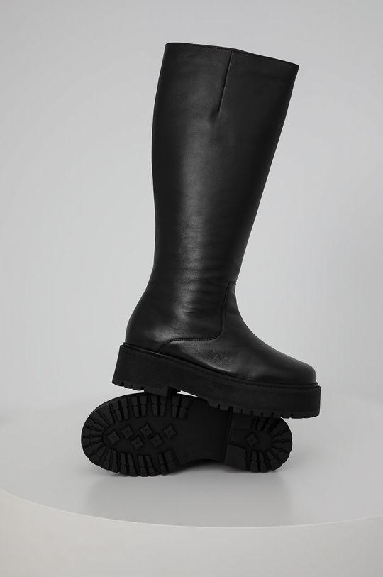 negru Answear Lab - Ghete de piele