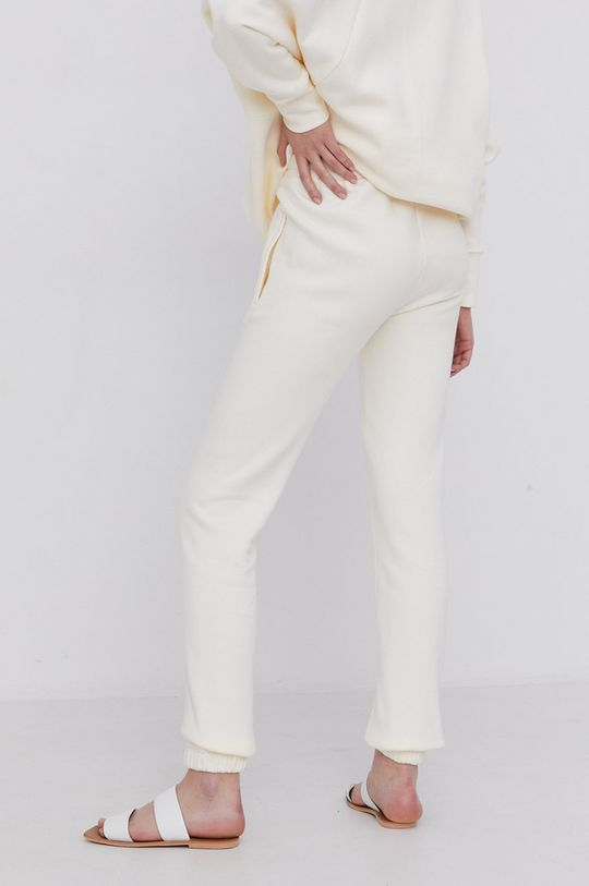 answear.LAB Kalhoty s certifikátem OEKO limitovaná kolekce Ethical Wardrobe <p>  10% Polyester, 90% Bio bavlna</p>