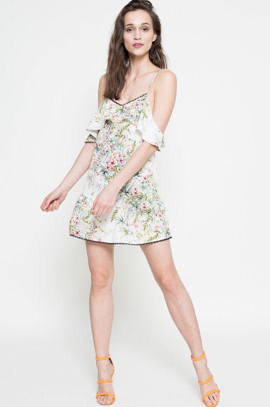 Answear - Šaty Miss Butterfly vícebarevná