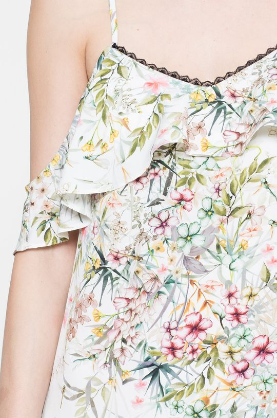 vícebarevná Answear - Šaty Miss Butterfly