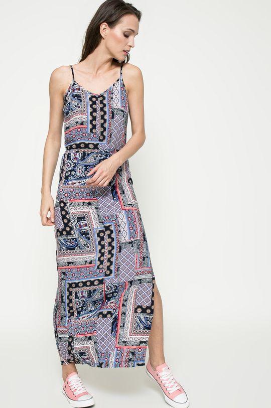 Answear - Šaty Cuba Libre viacfarebná