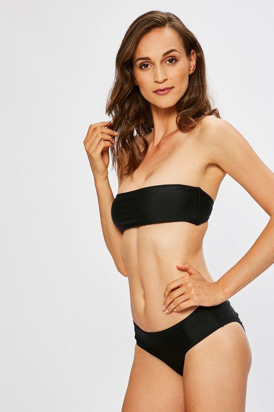 čierna Answear - Plavky Stripes Vibes Dámsky