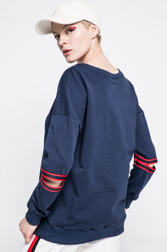 Answear - Mikina Sporty Fusion <p>92% Bavlna, 8% Elastan</p>