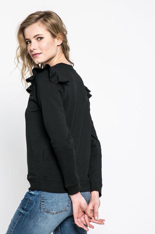 Answear - Mikina Sporty Fusion <p>82% Bavlna, 5% Elastan, 13% Polyester</p>