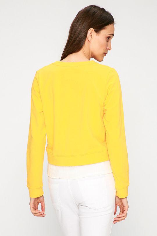 Answear - Mikina žltá