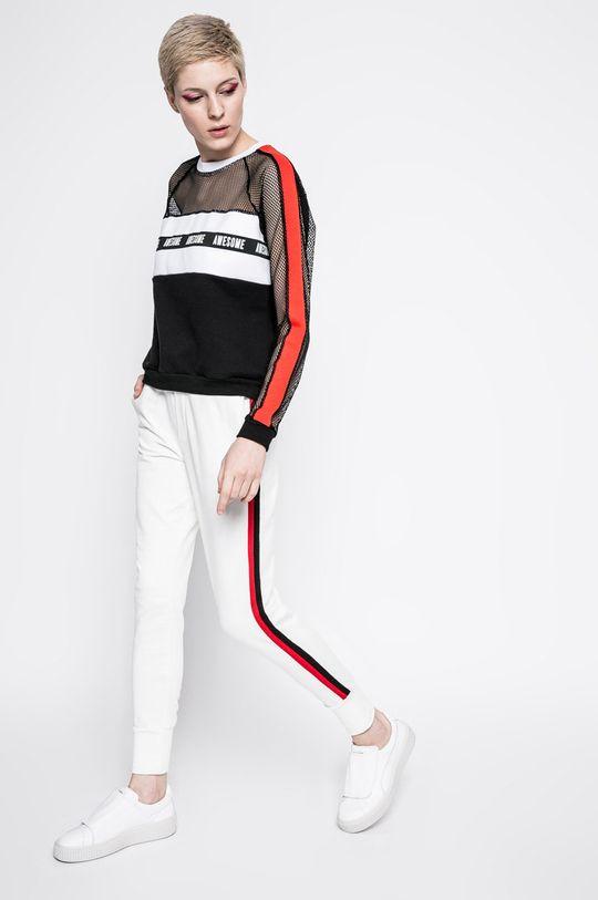 Answear - Mikina Sporty Fusion čierna