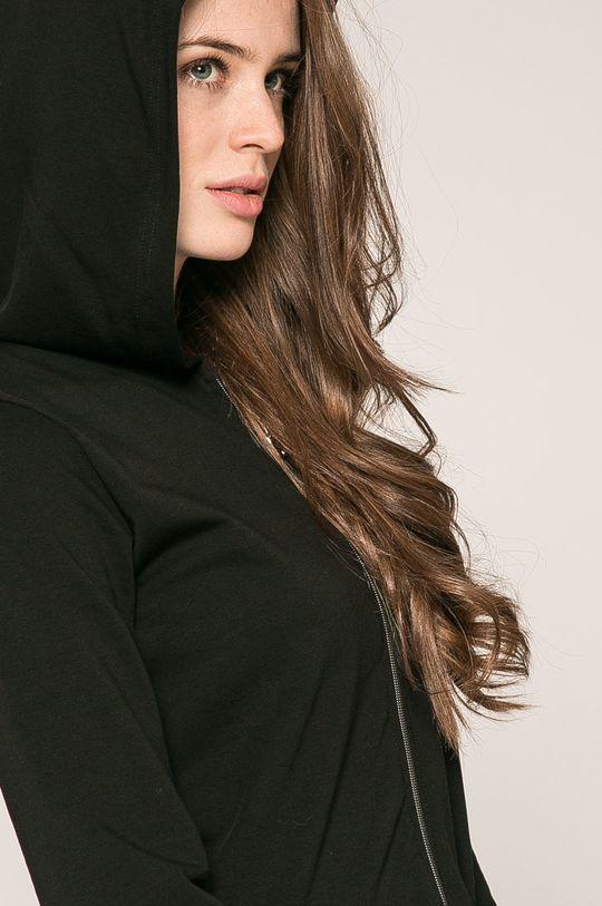 čierna Answear - Mikina