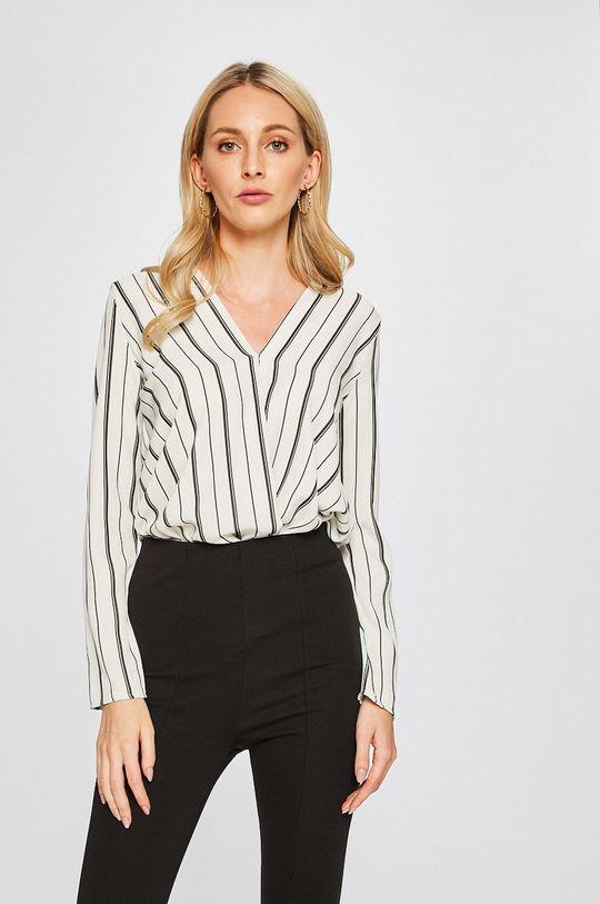viacfarebná Answear - Blúzka Stripes Vibes Dámsky