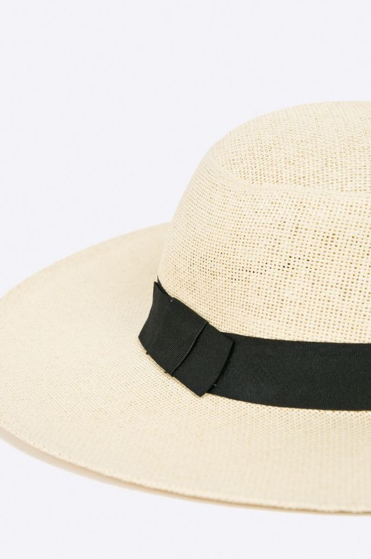 Answear - Klobúk Stripes Vibes <p>90% Papier, 10% Polyester</p>