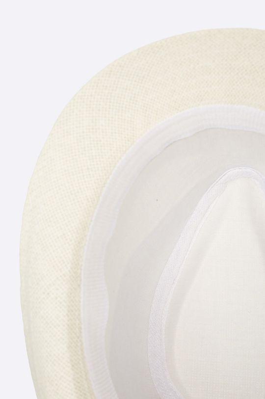 biela Answear - Klobúk Stripes Vibes