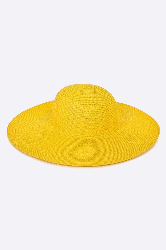žltá Answear - Klobúk Boho Bandit Dámsky