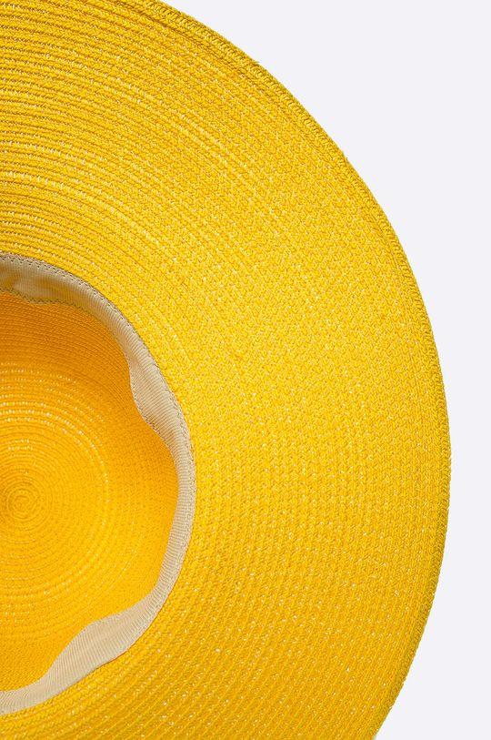 žltá Answear - Klobúk Boho Bandit