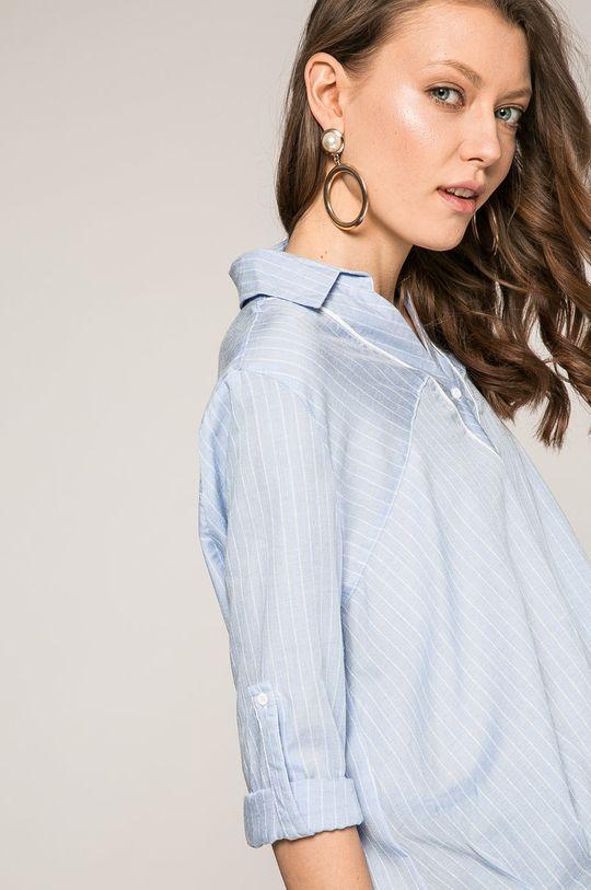 niebieski Answear Lab - Bluzka Yasmine