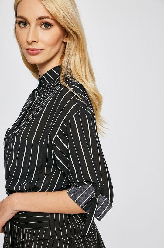 čierna Answear - Košeľa Stripes Vibes