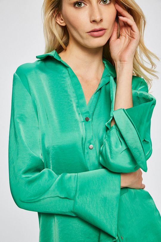 zelená Answear - Košeľa