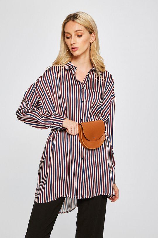 viacfarebná Answear - Košeľa Stripes Vibes Dámsky