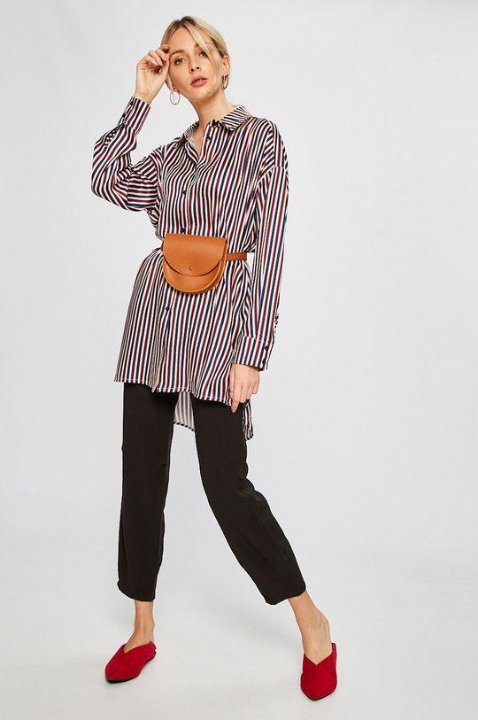 Answear - Košeľa Stripes Vibes viacfarebná