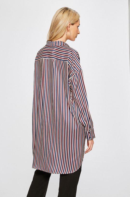 Answear - Košeľa Stripes Vibes <p>3% Elastan, 97% Polyester</p>