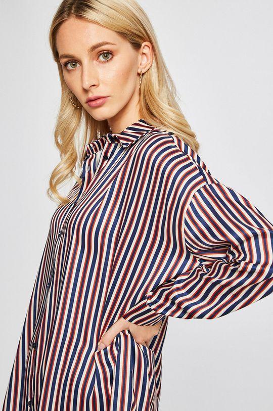 viacfarebná Answear - Košeľa Stripes Vibes
