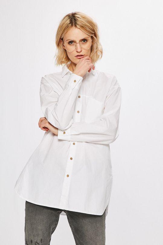 biela Answear - Košeľa Stripes Vibes Dámsky