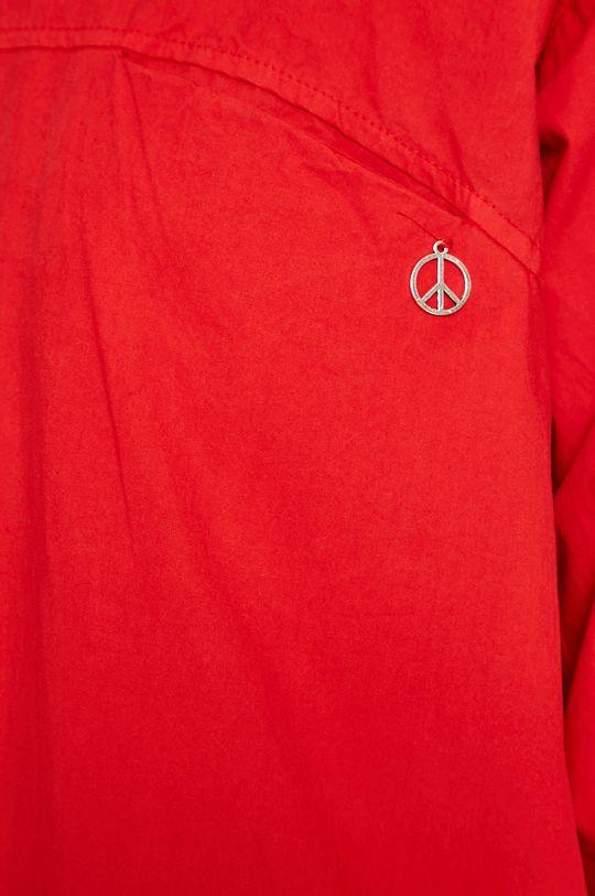 Answear - Košeľa Stripes Vibes červená