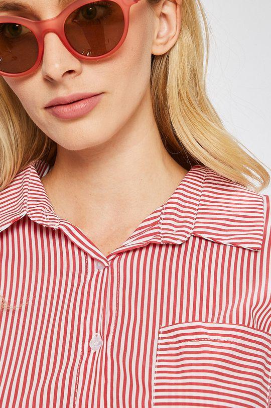 červená Answear - Košeľa