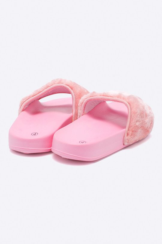 ružová Answear - Šľapky