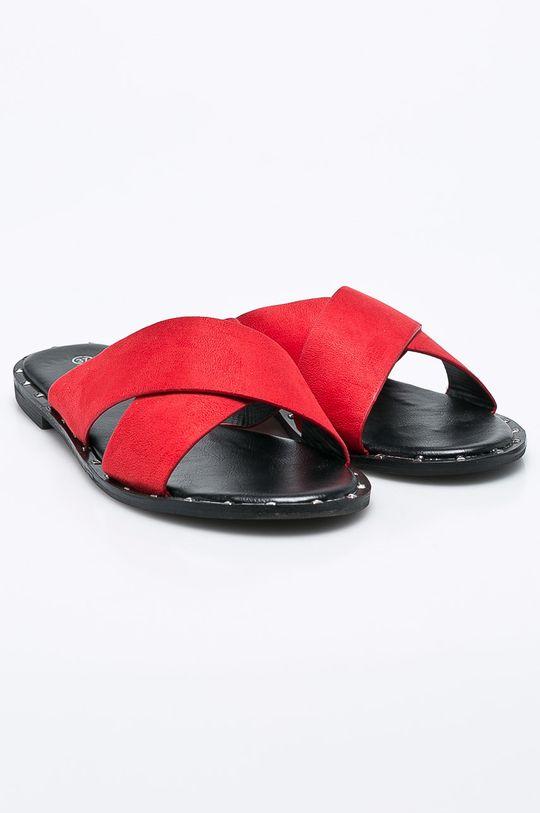 Answear - Šľapky Abloom červená