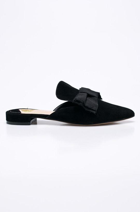 čierna Answear - Šľapky Secret Dámsky