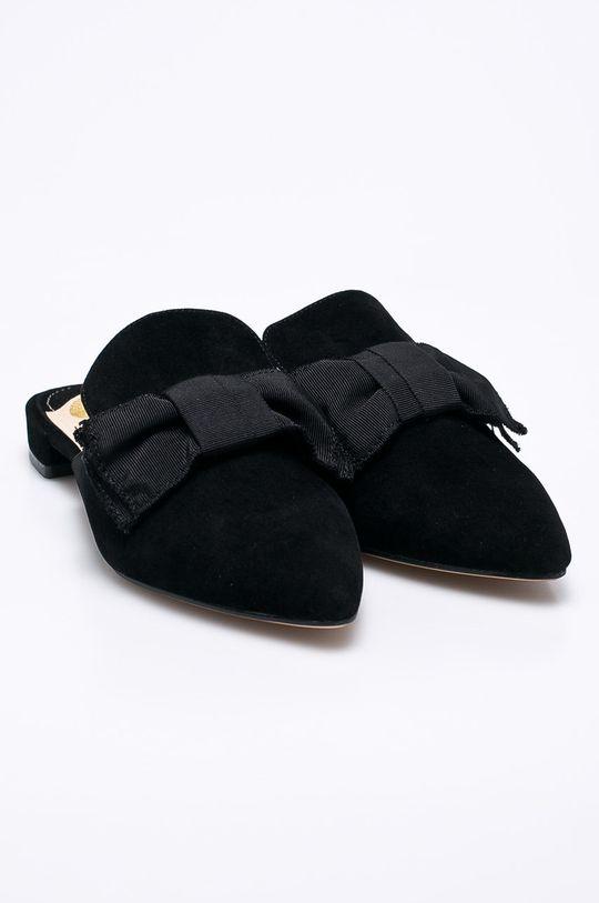 Answear - Šľapky Secret čierna