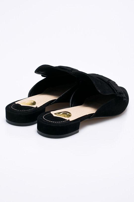 čierna Answear - Šľapky Secret