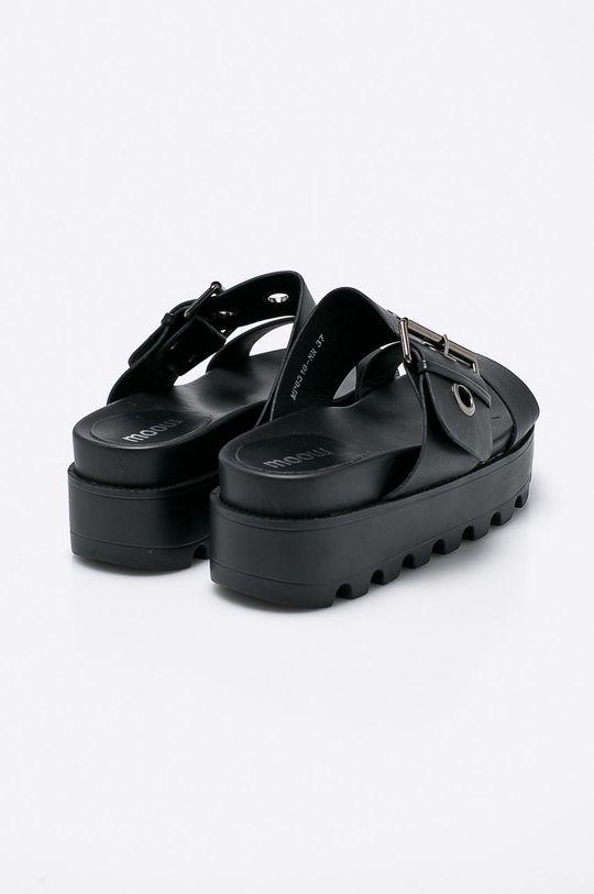 čierna Answear - Šľapky Moow