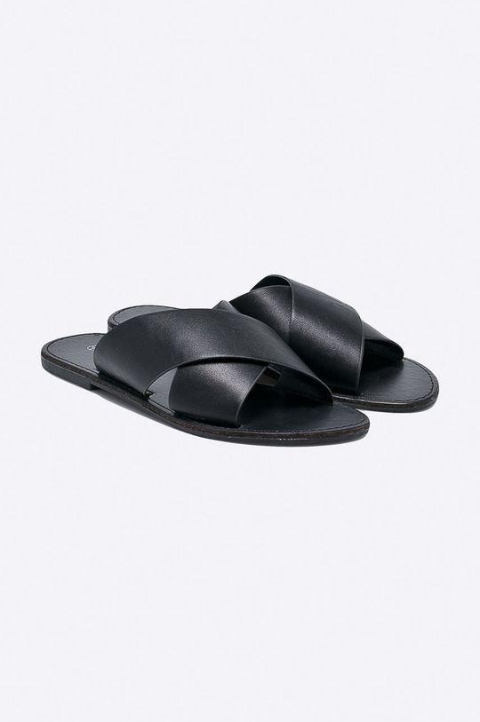 Answear - Šľapky Sawannah čierna