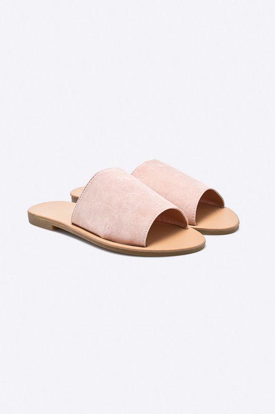 Answear - Šľapky Ideal Shoes ružová