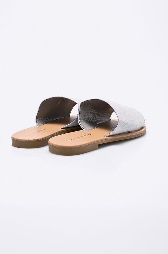 sivá Answear - Šľapky Ideal Shoes