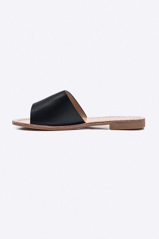 Answear - Šľapky Ideal Shoes <p>Zvršok: Syntetická látka Vnútro: Syntetická látka, Prírodná koža Podrážka: Syntetická látka</p>