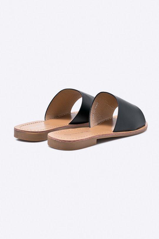 čierna Answear - Šľapky Ideal Shoes