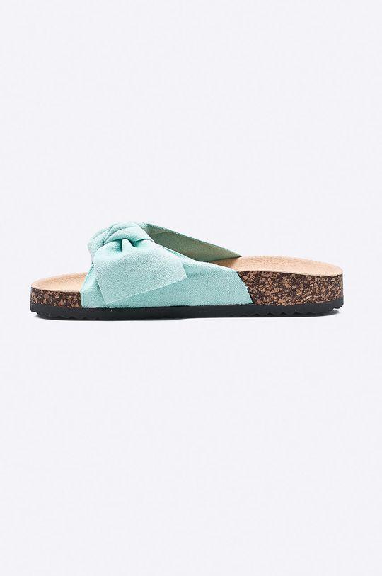 Answear - Šľapky Ideal Shoes <p>Zvršok: Textil Vnútro: Syntetická látka, Textil Podrážka: Syntetická látka</p>